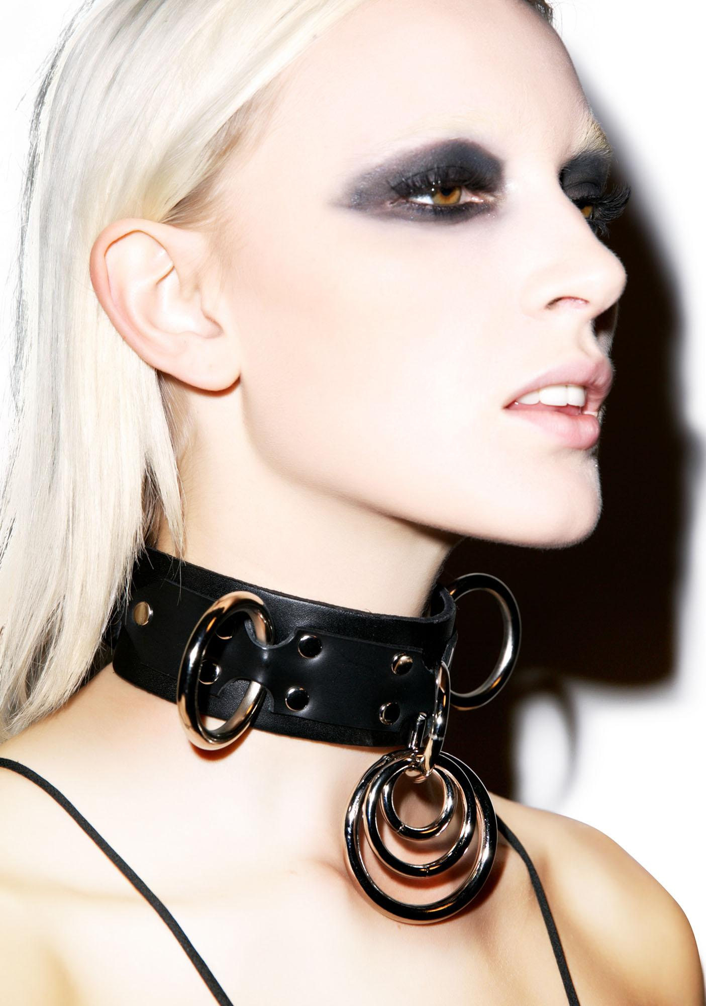 Club Exx Lord O' Da Rings Choker