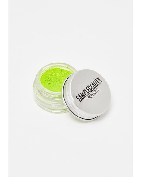Limewire Loose Eyeshadow Pigment
