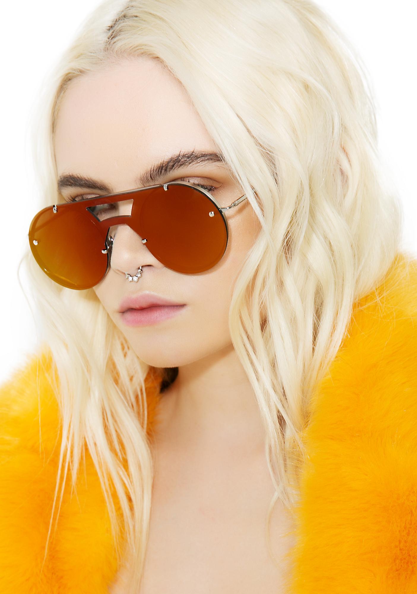 Spitfire Algorithm Sunglasses