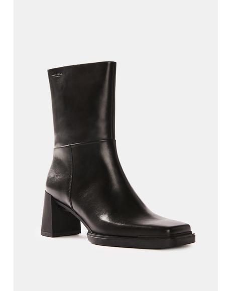 Edwina Leather Boots