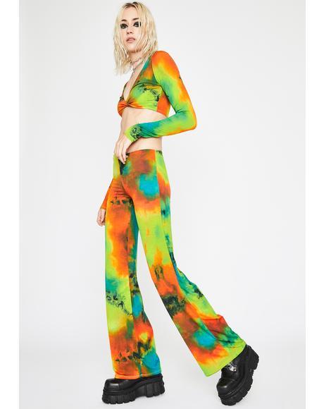 Distorted Disco Tie Dye Set