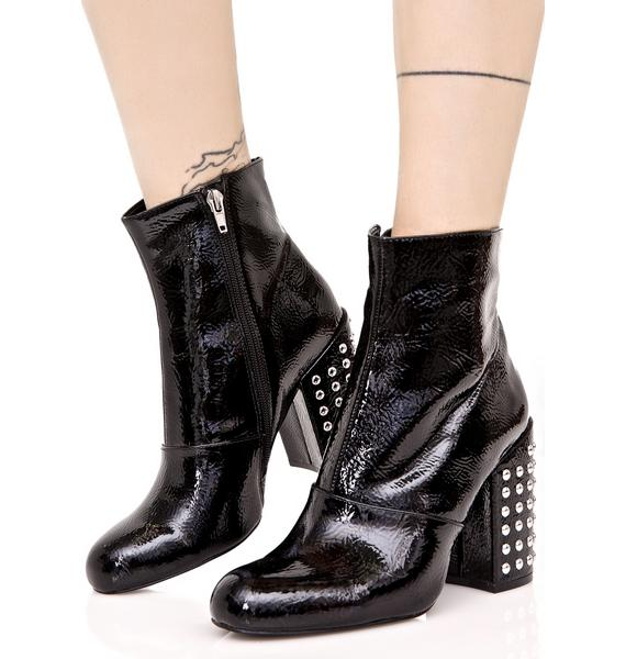 Steve Madden Galley Studded Ankle Booties