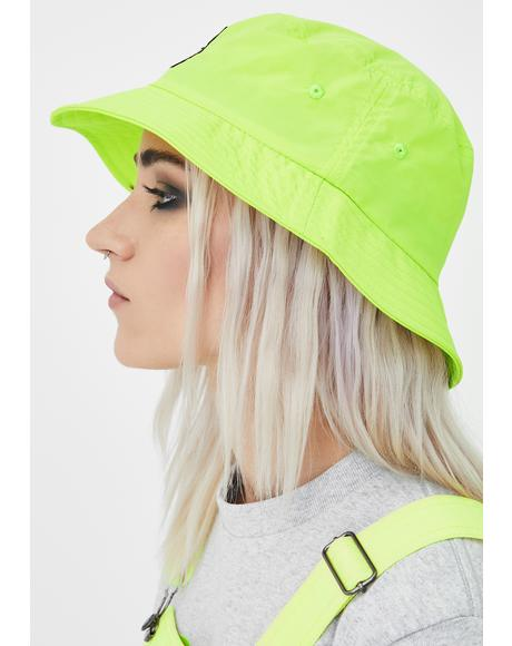 Icon Eyes Bucket Hat