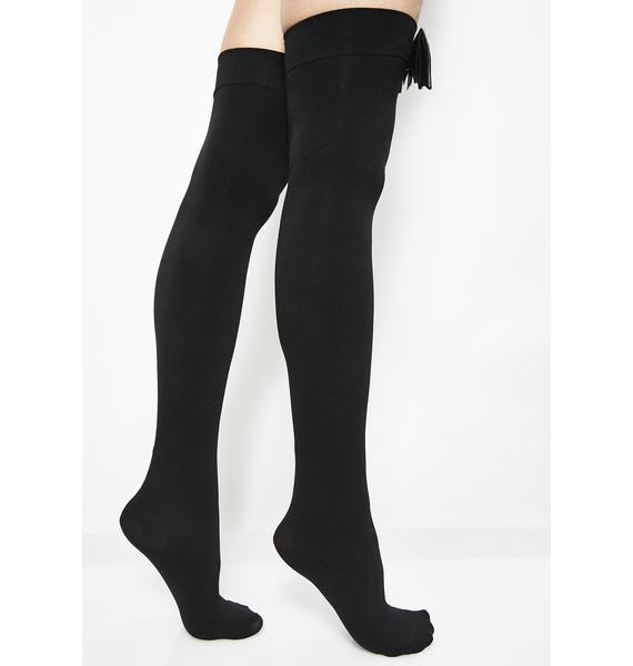 Killstar Tokyo Nights Long Socks