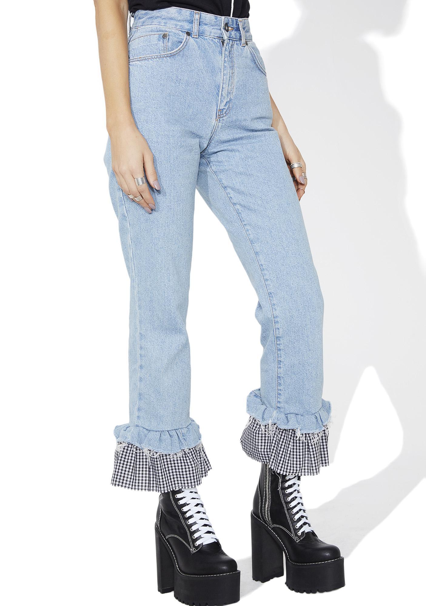 The Ragged Priest Savanna Jeans