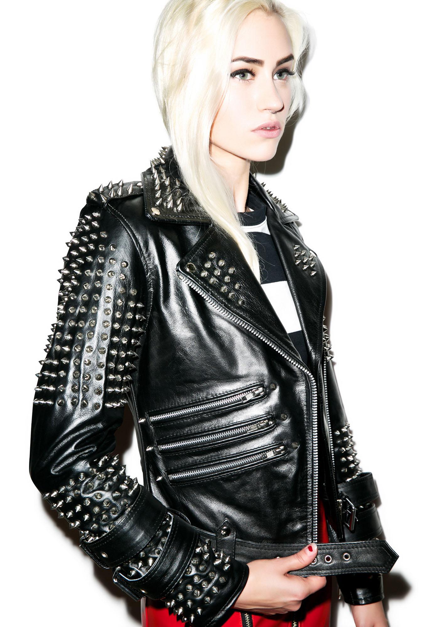 Killstar Metal Jacket