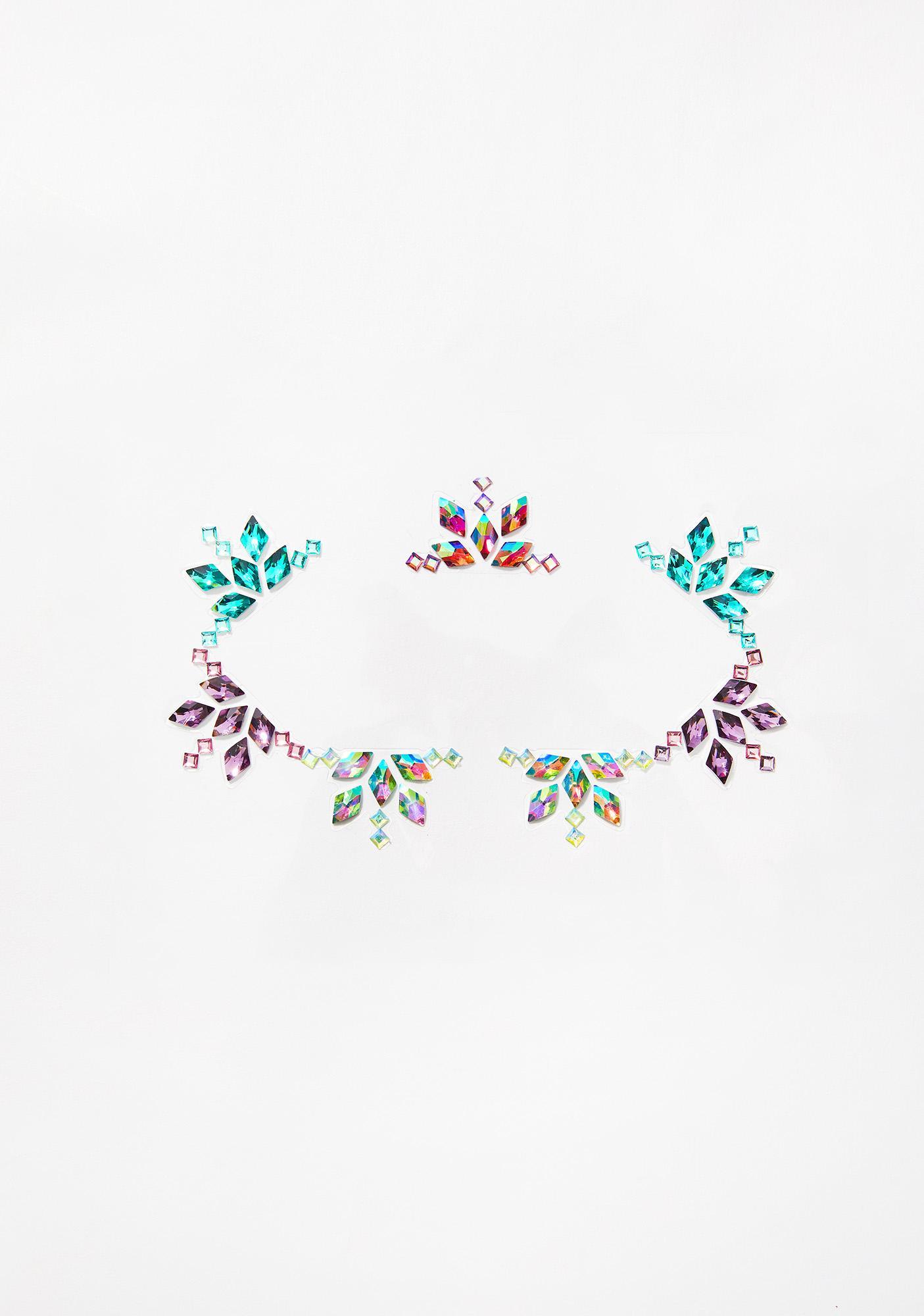 Projekt Glitter Gaia Face Gems