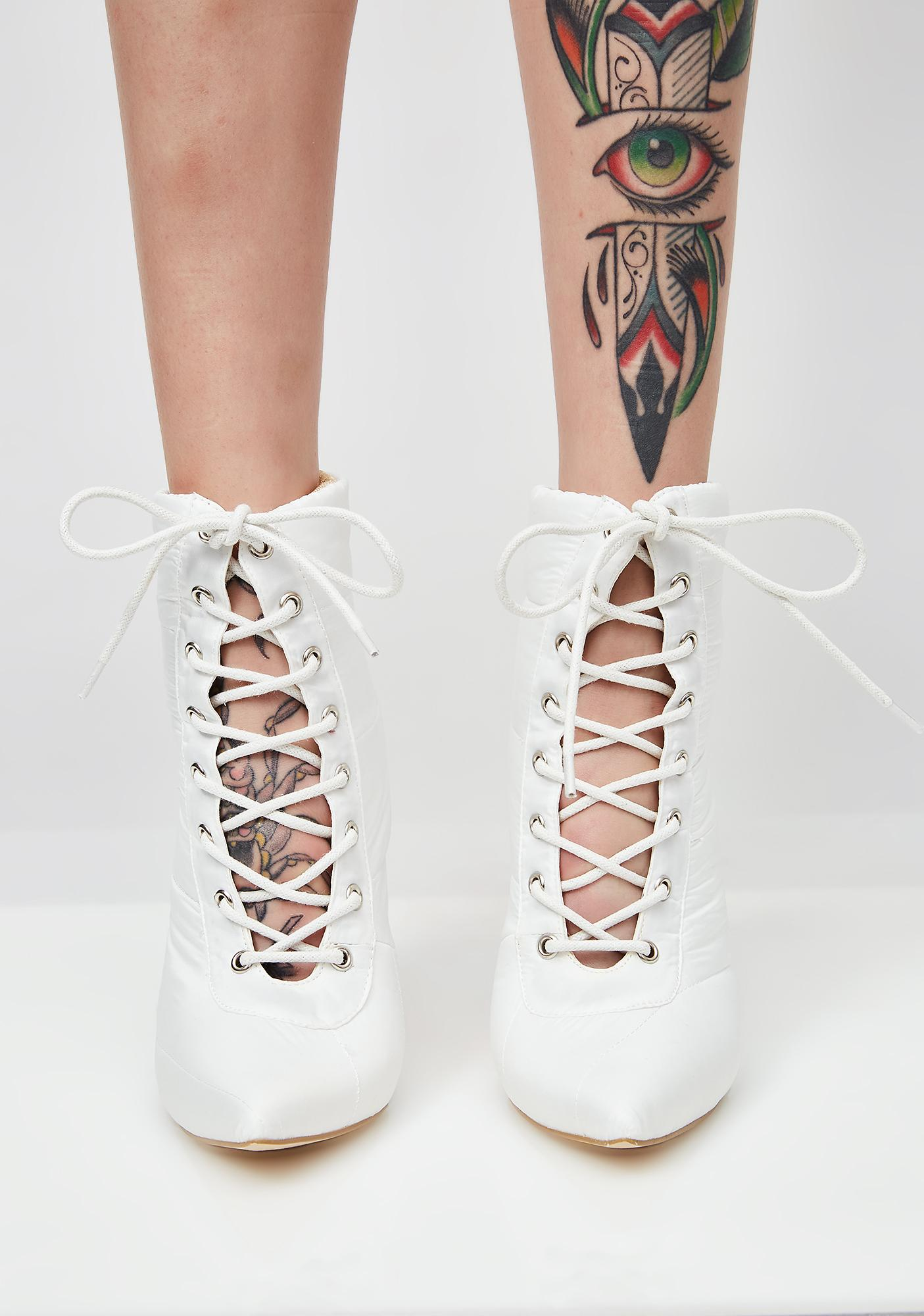Icy Street Cred Ankle Boots