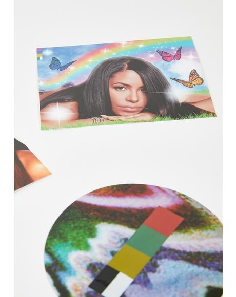 X Aaliyah Meadow Portrait Sticker Pack