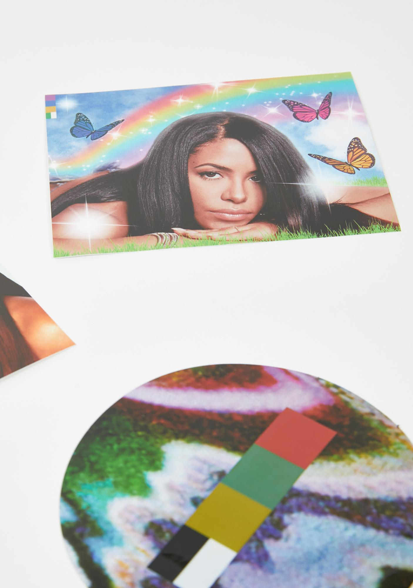 Color Bars X Aaliyah Meadow Portrait Sticker Pack