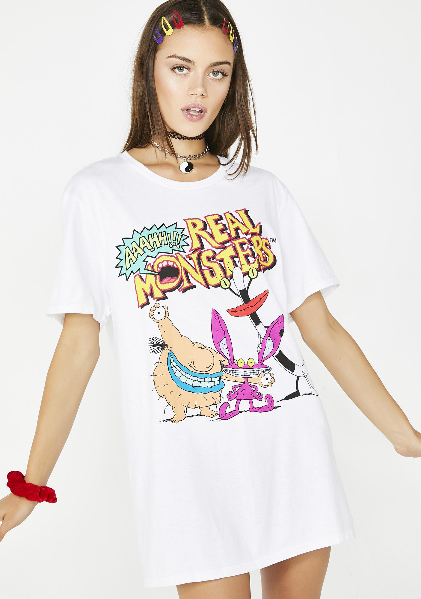 Monsters Never Lie Graphic Tee