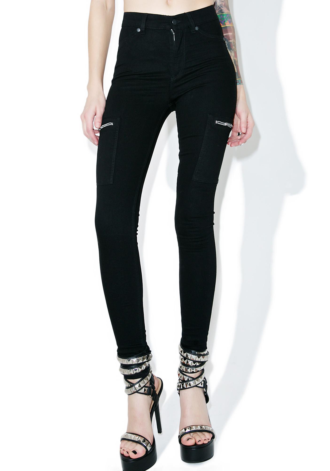 Cheap Monday Utility Jeans
