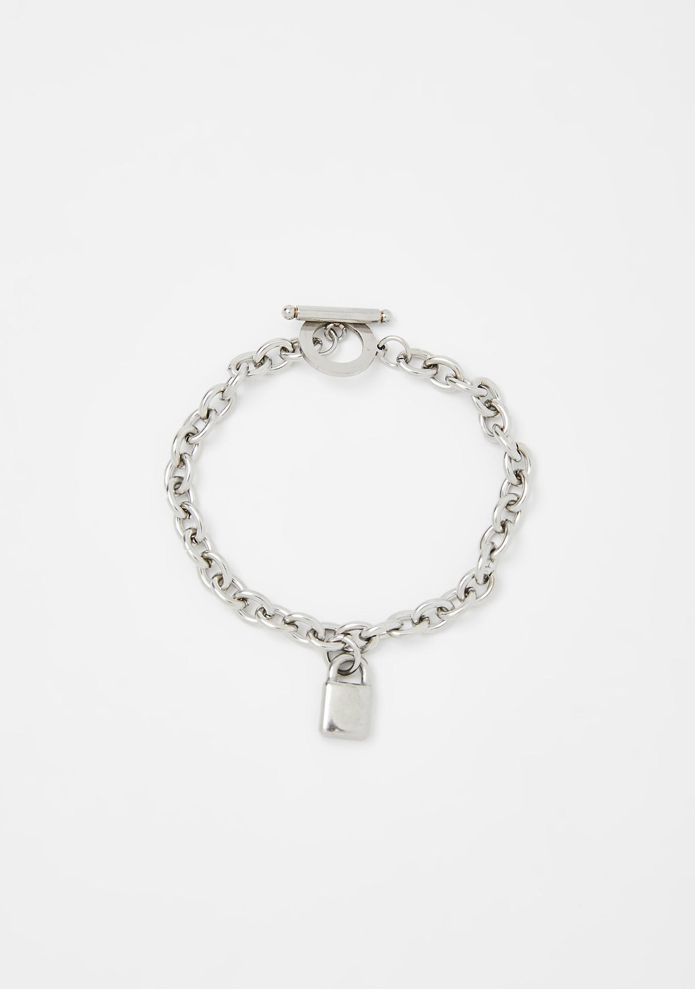 Total Lockdown Chain Bracelet
