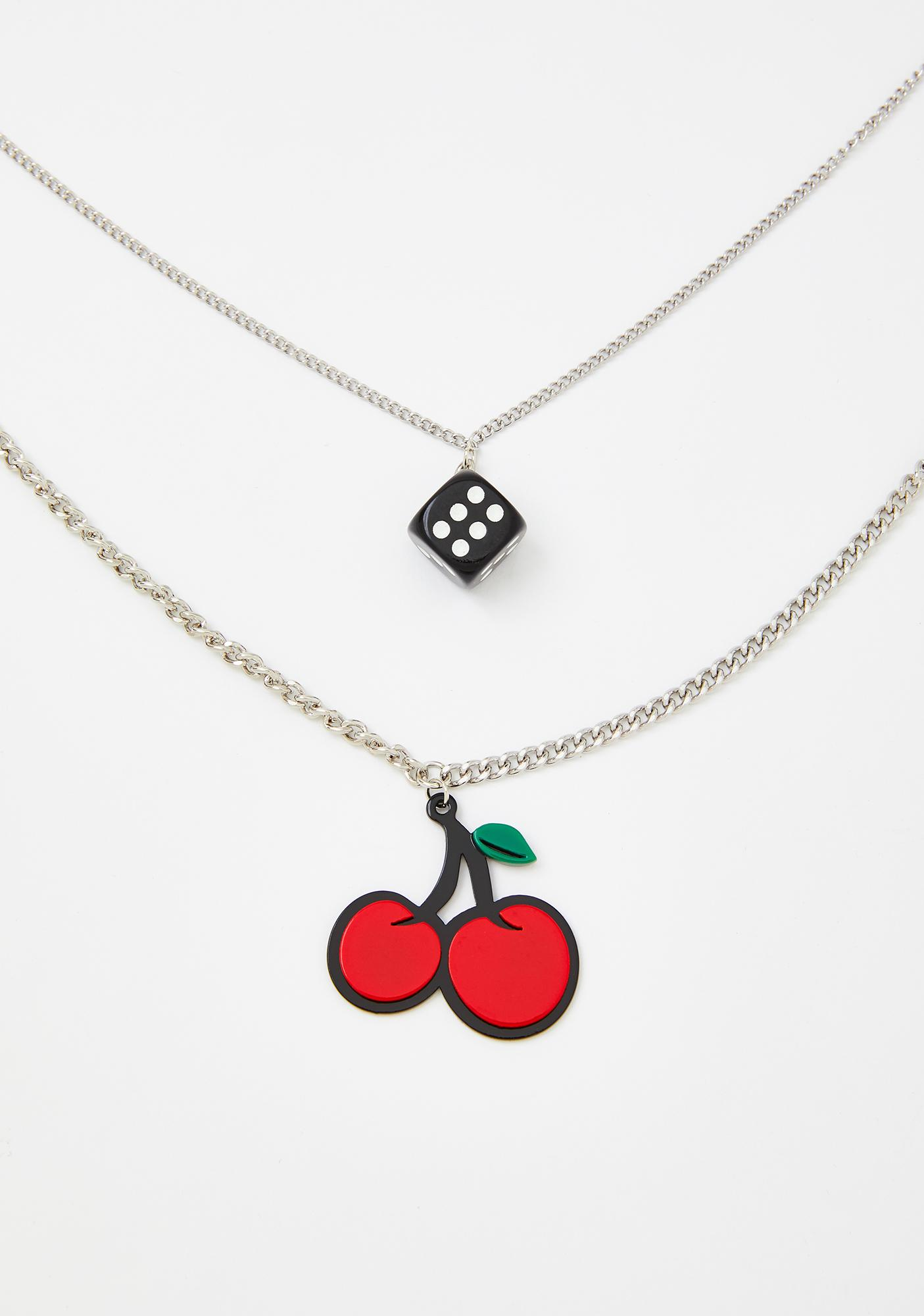 Taste Of Luck Layered Necklace