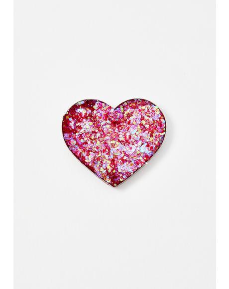 Love 8 Pressed Glitter