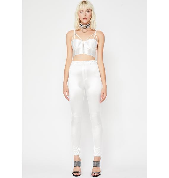 Icy Hell'z Angel Satin Pants