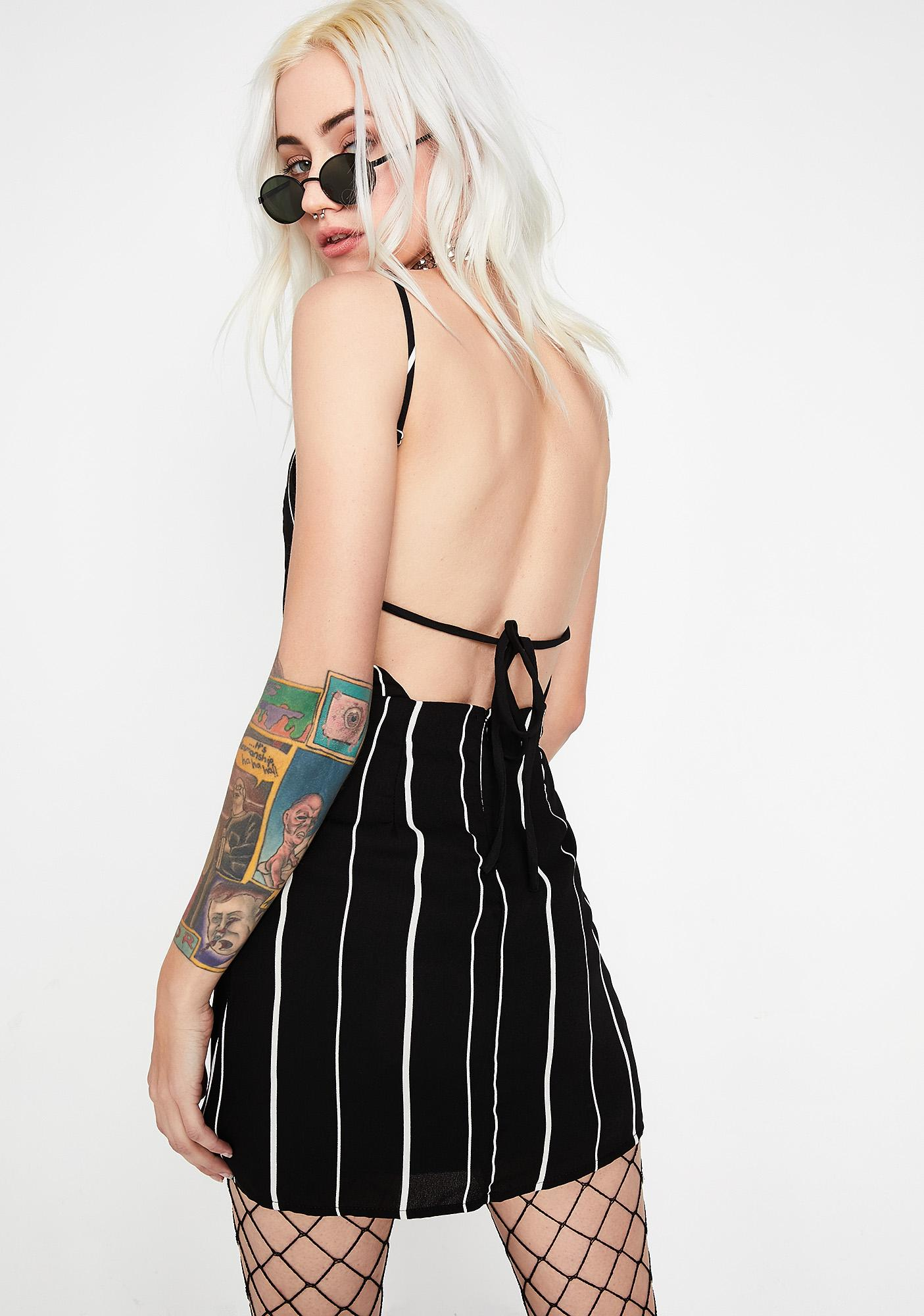 Worth The Hype Striped Dress