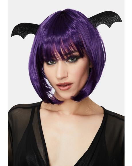 Batty Behavior Bob Wig