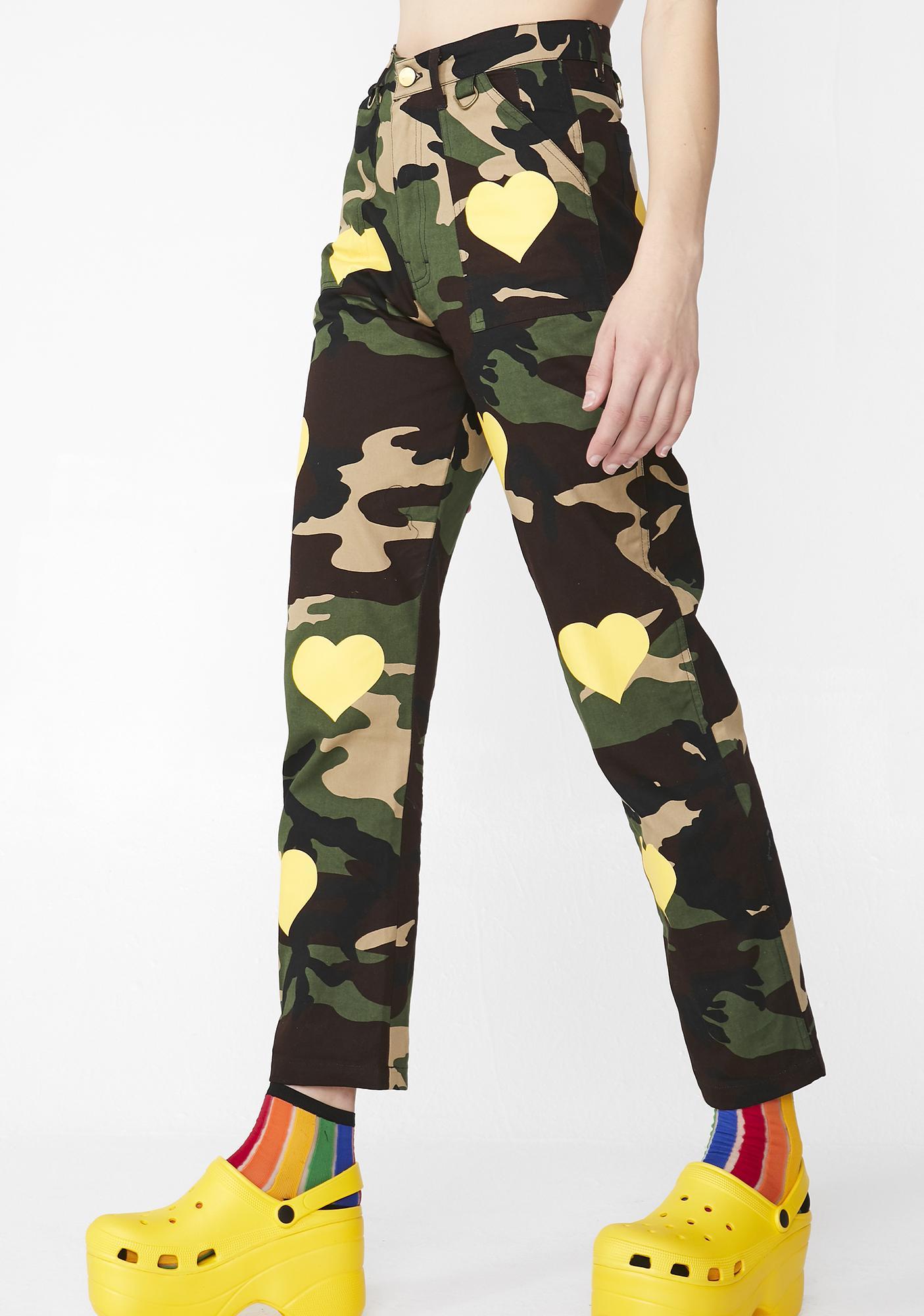 Cute Mistake Tough Love Pants