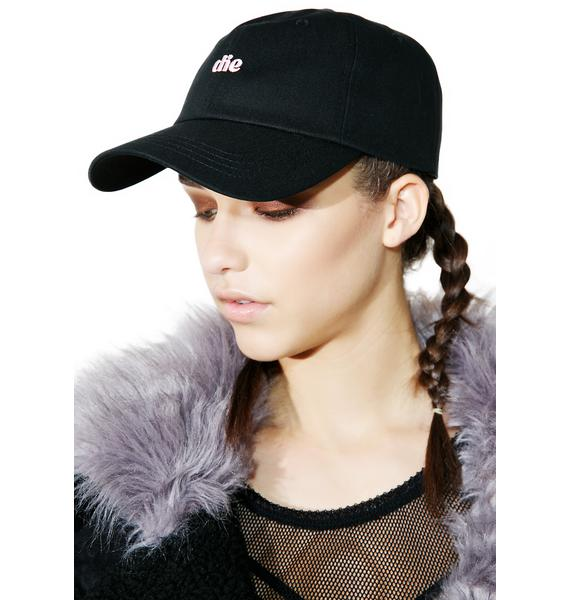 CRSHR Noir Die Dad Hat
