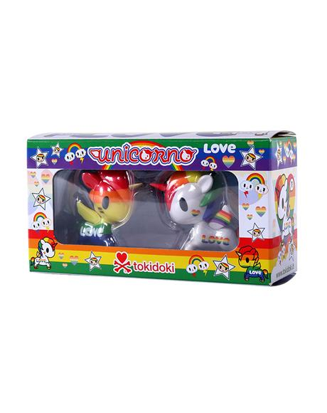 Unicorno 2PK Rainbow Set