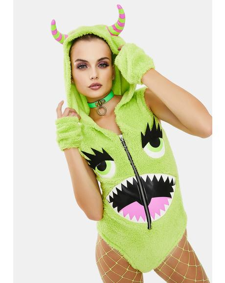 Freaky Fantasy Monster Costume