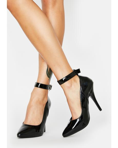 Paid To Seduce Stiletto Heels