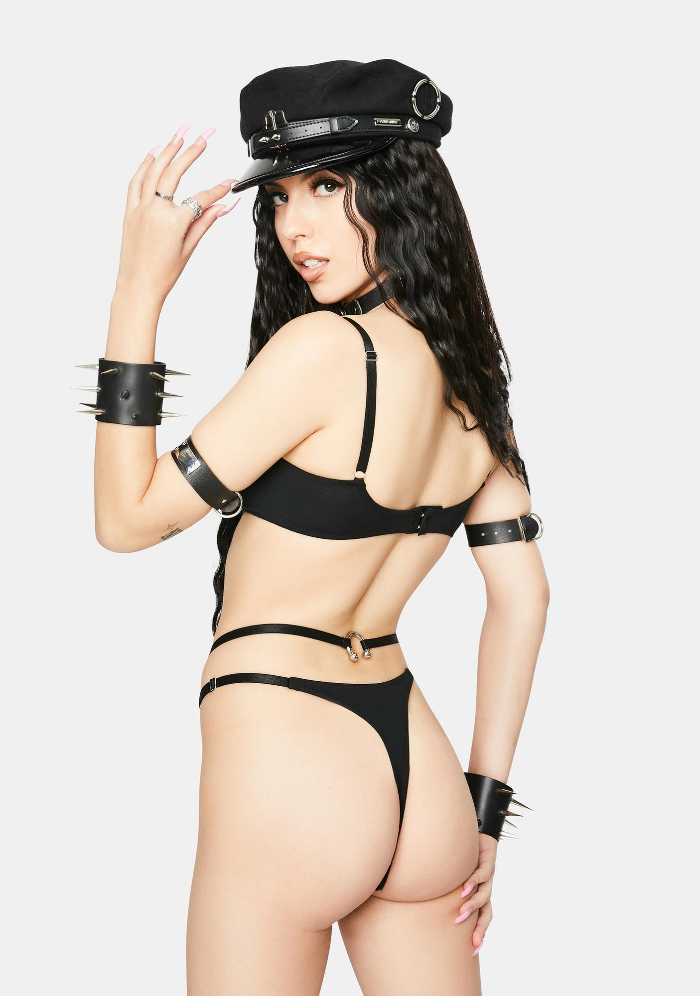 The End Lingerie Naked High Waist Thong