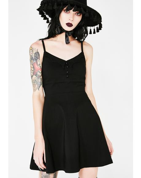 Witch Way Sun Dress