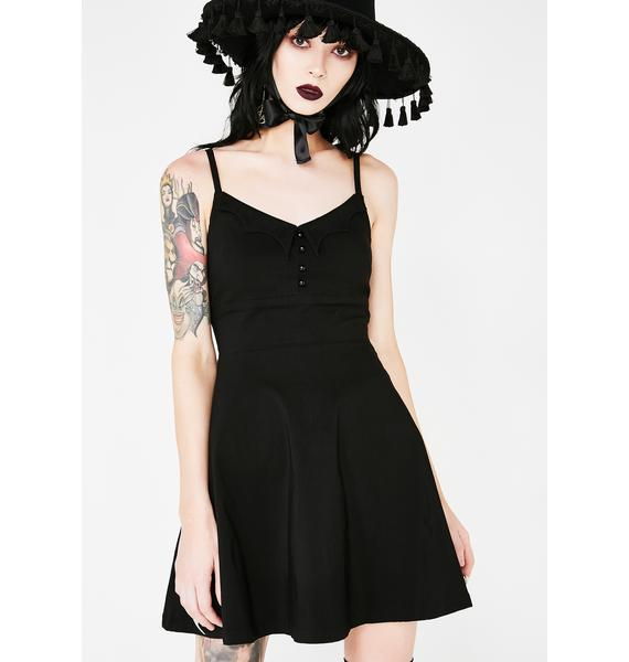 Killstar Witch Way Sun Dress