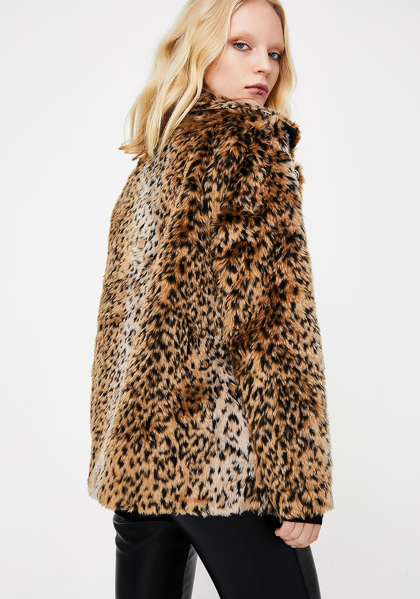 Friends Furever Furry Jacket