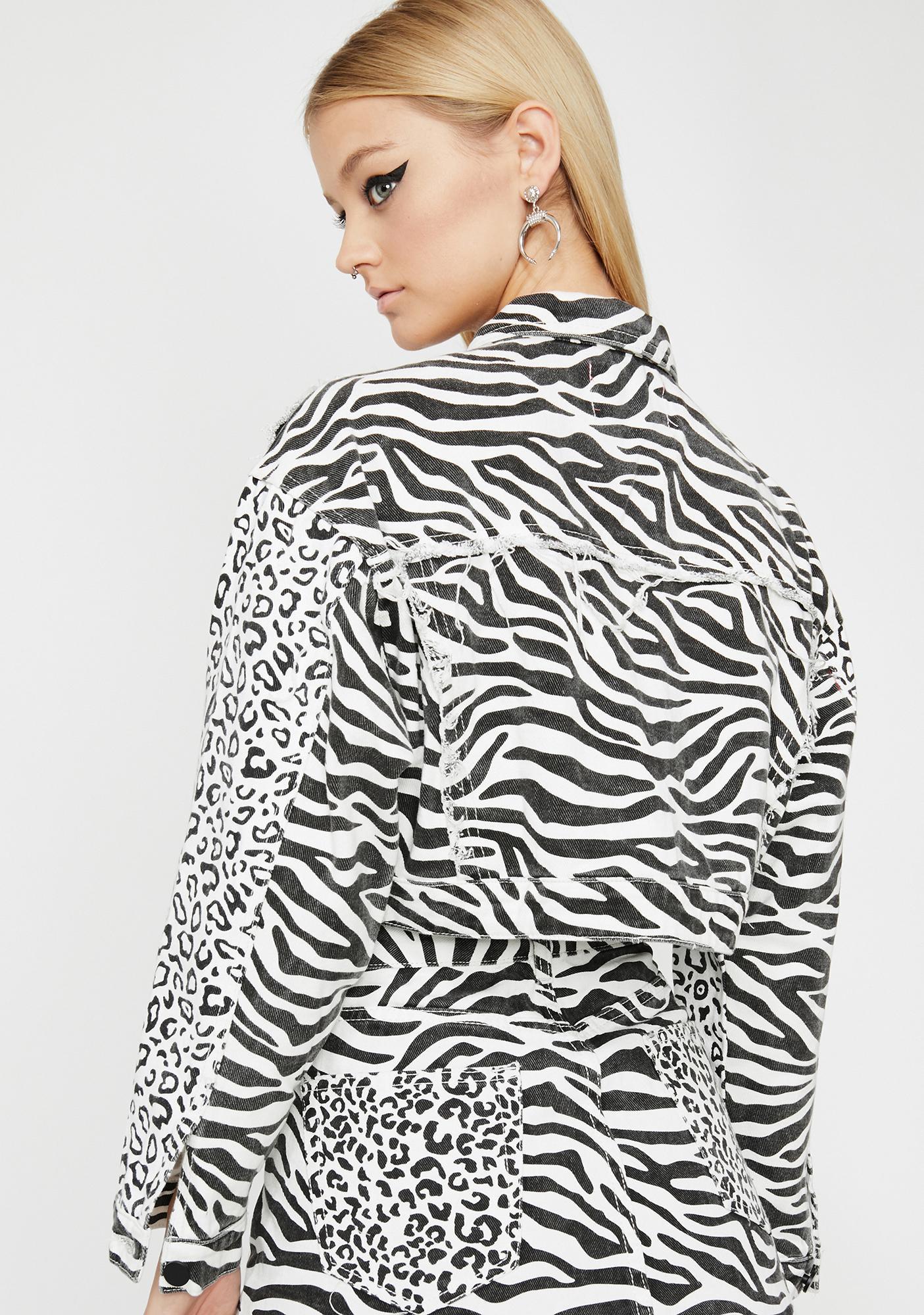 Haute Harlot Denim Jacket