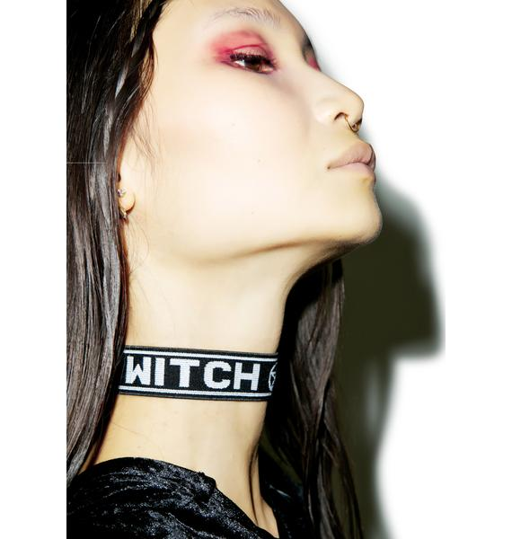 Witch Worldwide Witch Choker