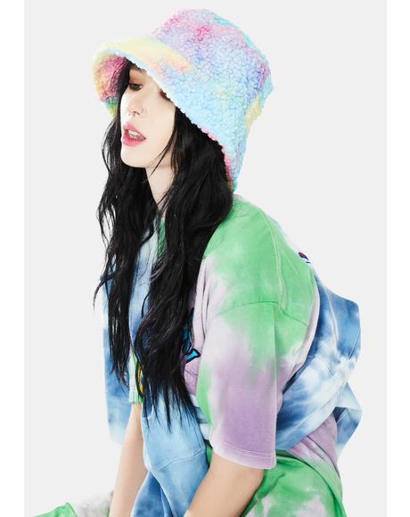 Sherbet Sweetheart Bucket Hat