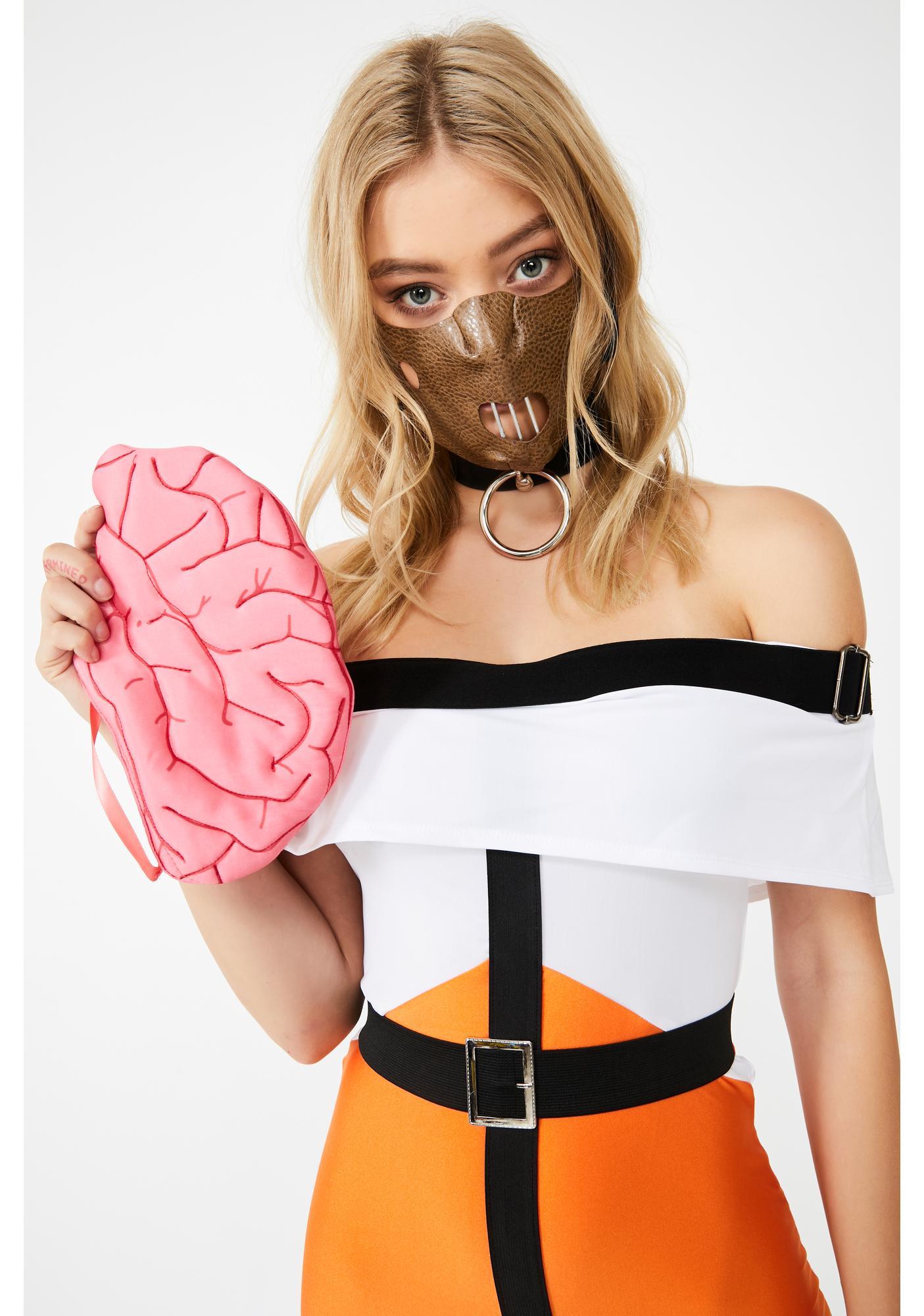 Brains For Breakfast Costume Set
