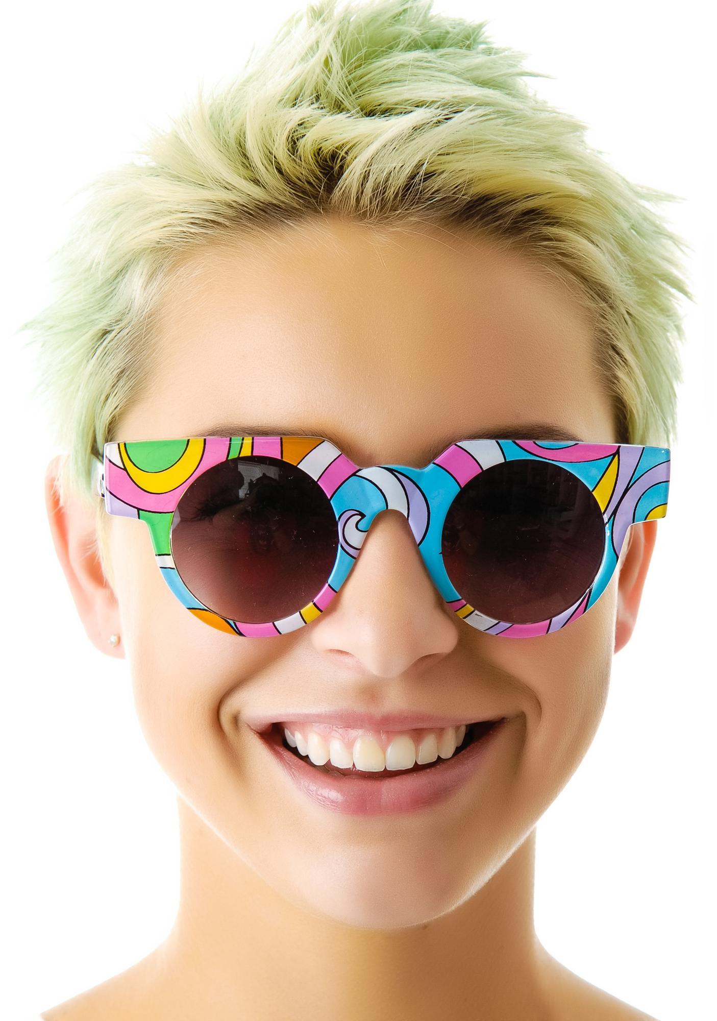 Quay Eyeware The I Choose Sunglasses