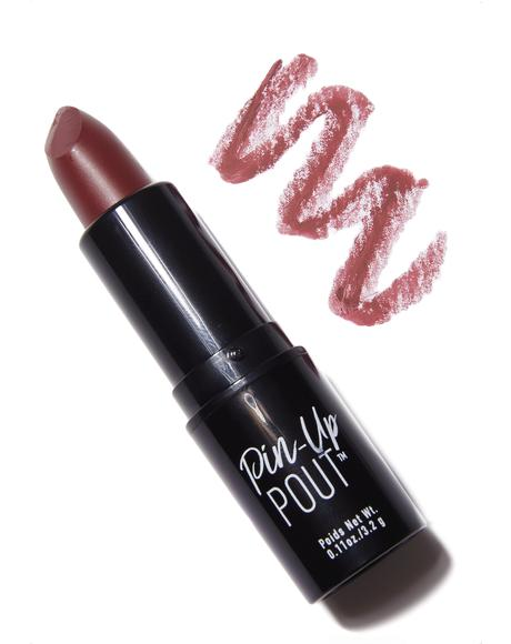 Rebel Soul Pin-Up Pout Lipstick