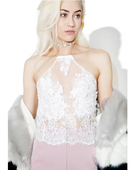 Pretty Please Lace Tank