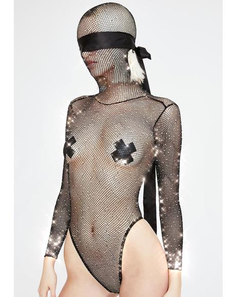 Glamour Freak Fishnet Bodysuit