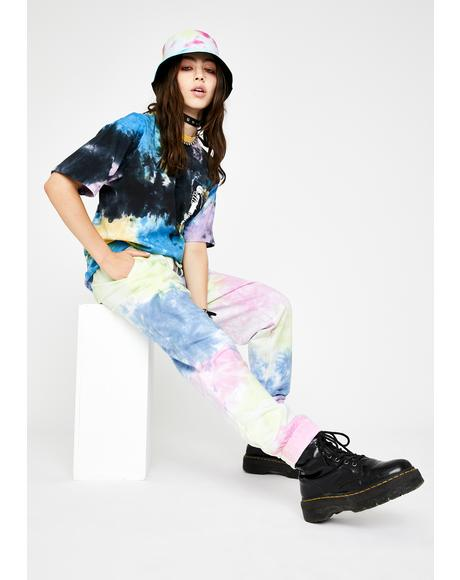 Candy Trip Tie Dye Sweatpants