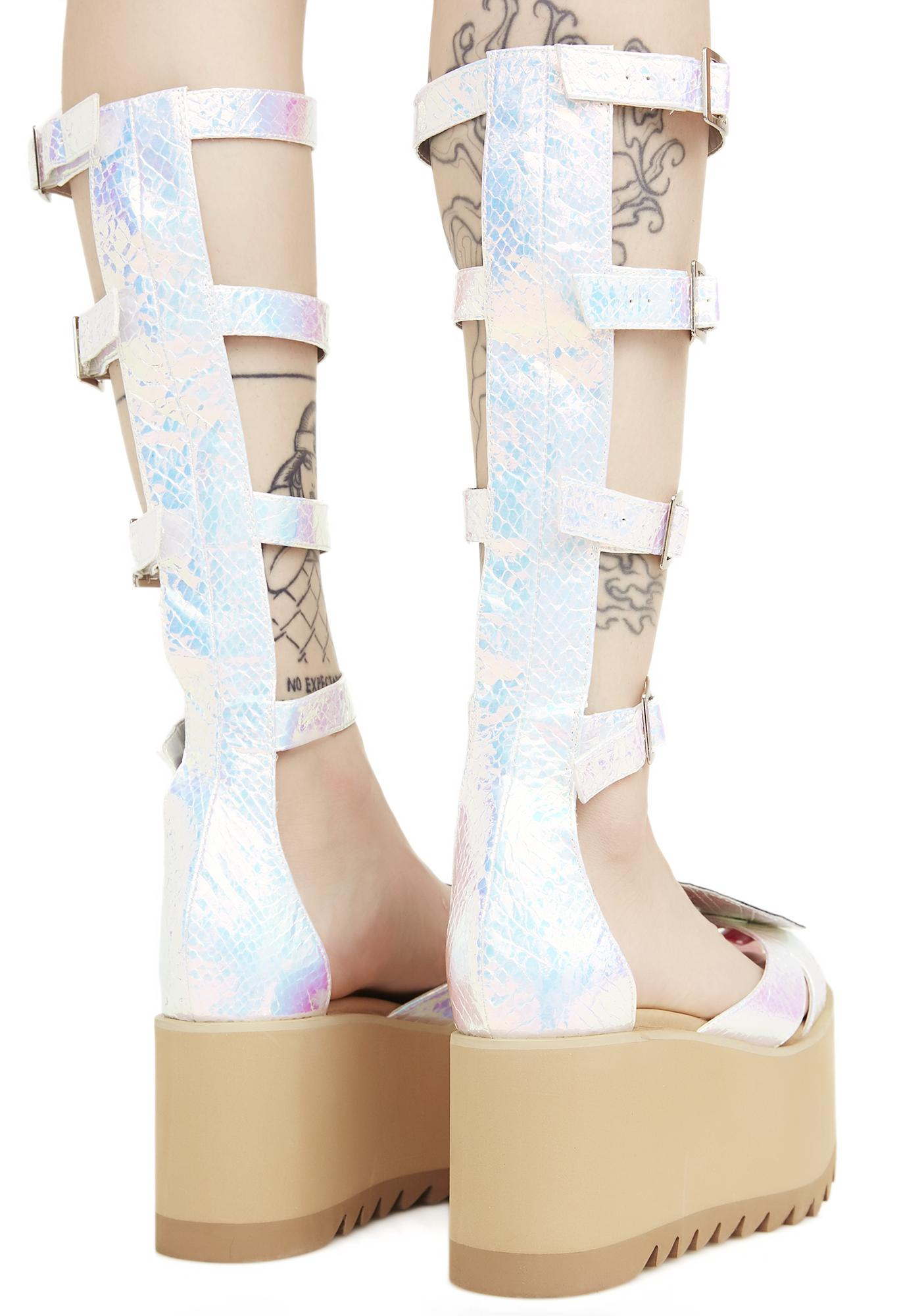 Sugar Thrillz Seadream Gladiator Platforms