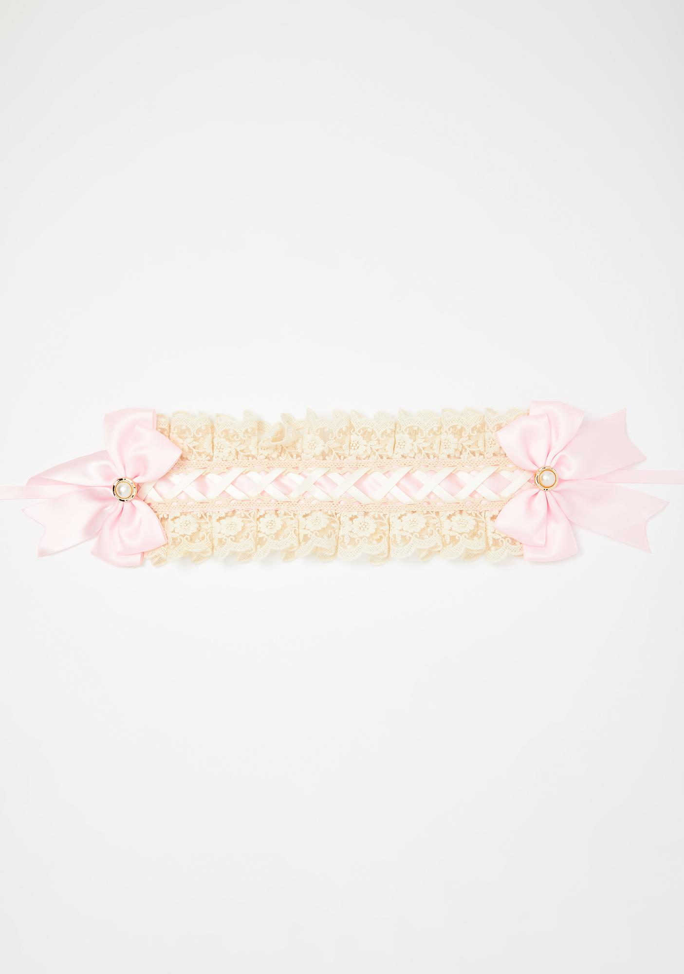Unholy Night Lace Headband
