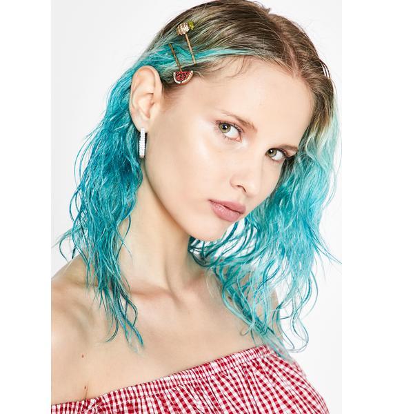 Summer Crush Hair Clips
