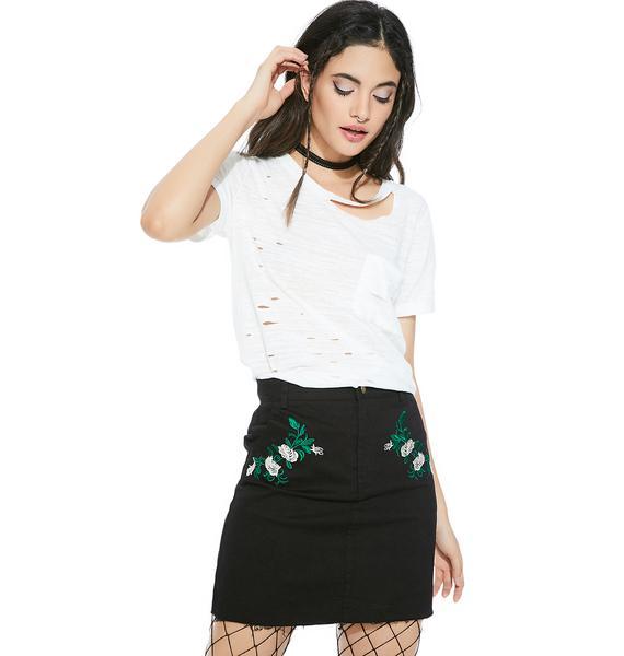 Somethin' Sweet Mini Skirt
