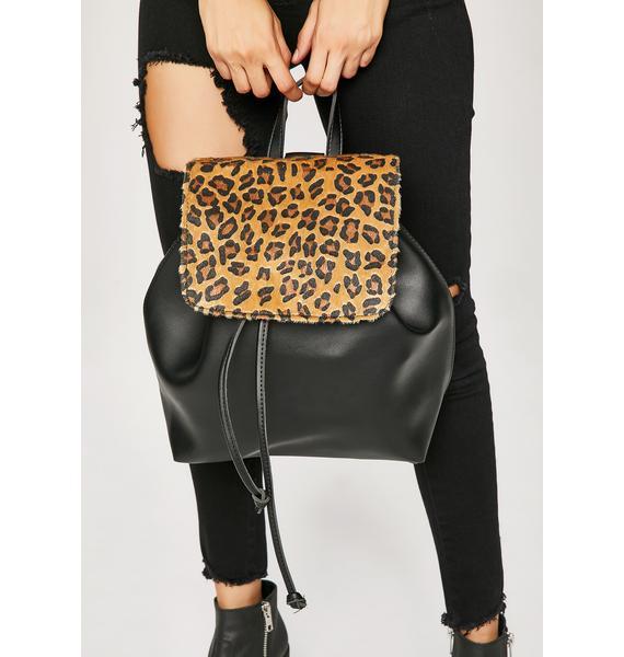 Kitty Corner Mini Backpack