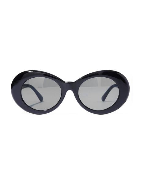 Midnight Nevermind Sunglasses