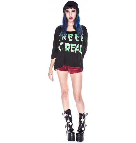 MeYouVersusLife Creep it Real Tee