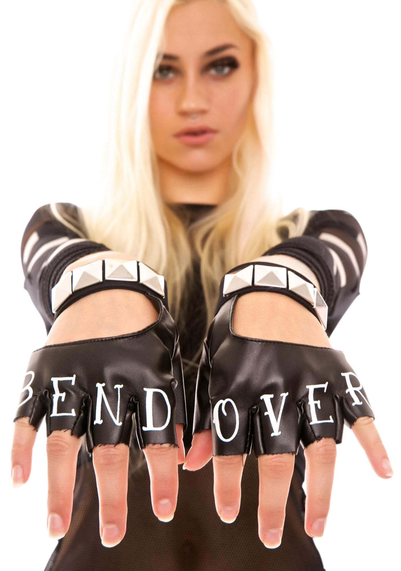 Bend Over Gloves