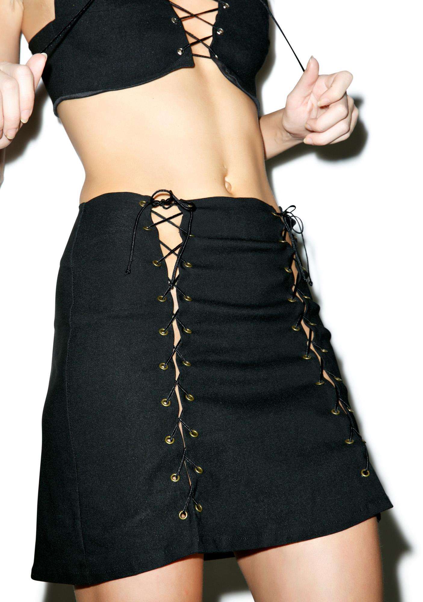 O Mighty The Xtina Skirt