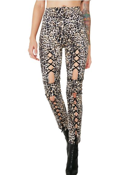 Ray Ray Leopard Pants